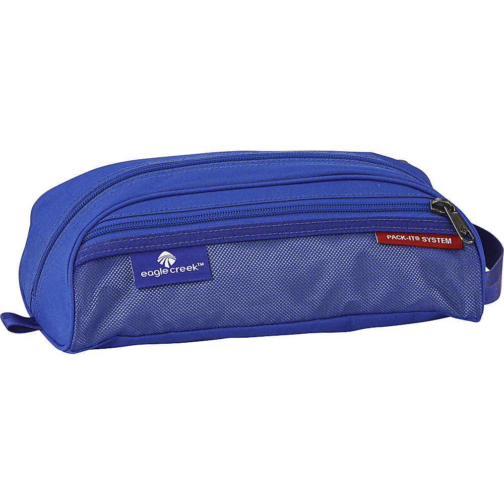 Eagle Creek Pack-It Quick Trip Blue Sea - Eagle Creek Toiletry Kits - Travel Accessories, Toiletry Kits