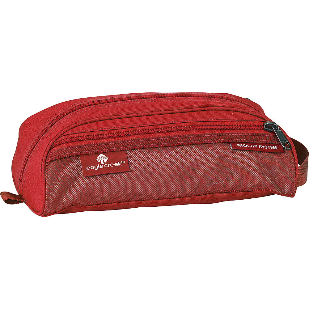 Eagle Creek Pack-It Quick Trip Red Fire - Eagle Creek Toiletry Kits - Travel Accessories, Toiletry Kits
