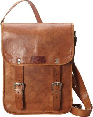 Sharo Leather Bags Cross Body Messenger Bag Brown - Sharo Leather Bags Leather Handbags