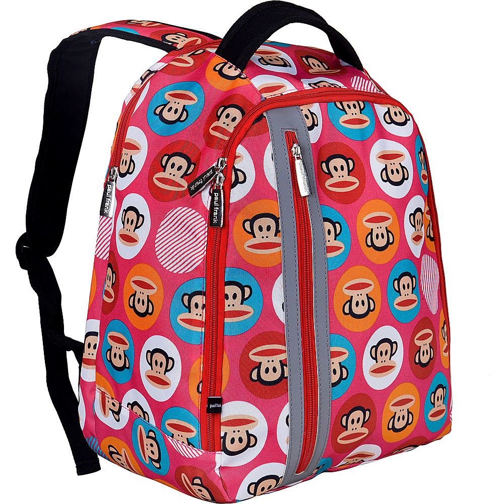 Wildkin Paul Frank Core Dot Echo Backpack Paul Frank Dot - Wildkin Everyday Backpacks