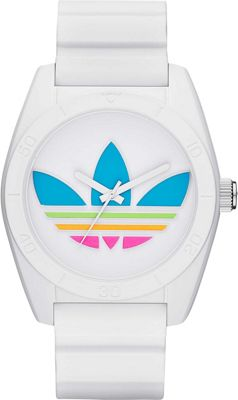 adidas watches adidas watches Santiago Unisex Watch White - adidas watches Watches
