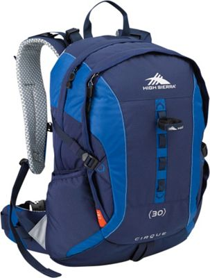 High Sierra Cirque 30 True Navy/Royal/True Navy - High Sierra Day Hiking Backpacks