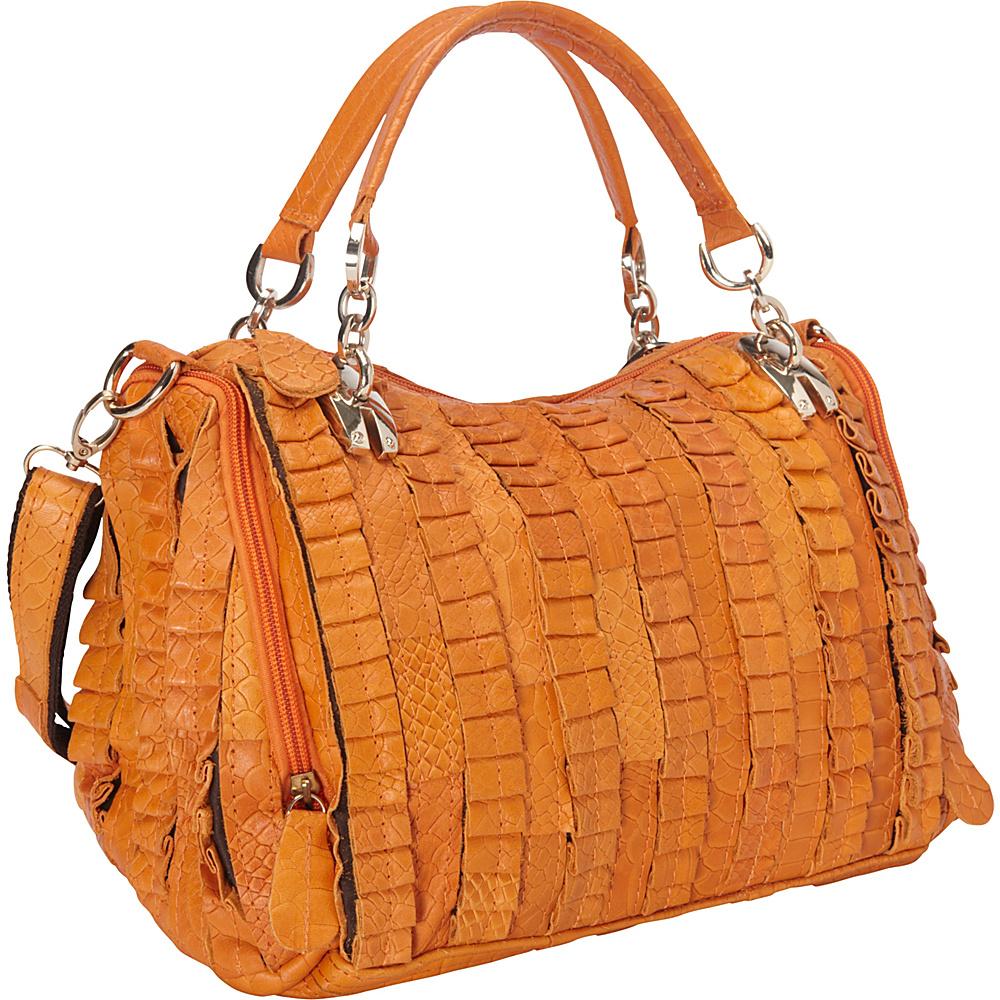 Ann Creek Larissa Orange Ann Creek Manmade Handbags