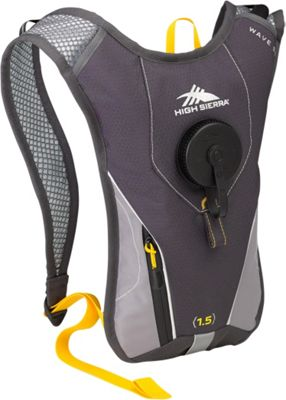 High Sierra Wave 50 Mercury/Ash/Yell-O - High Sierra Hydration Packs and Bottles
