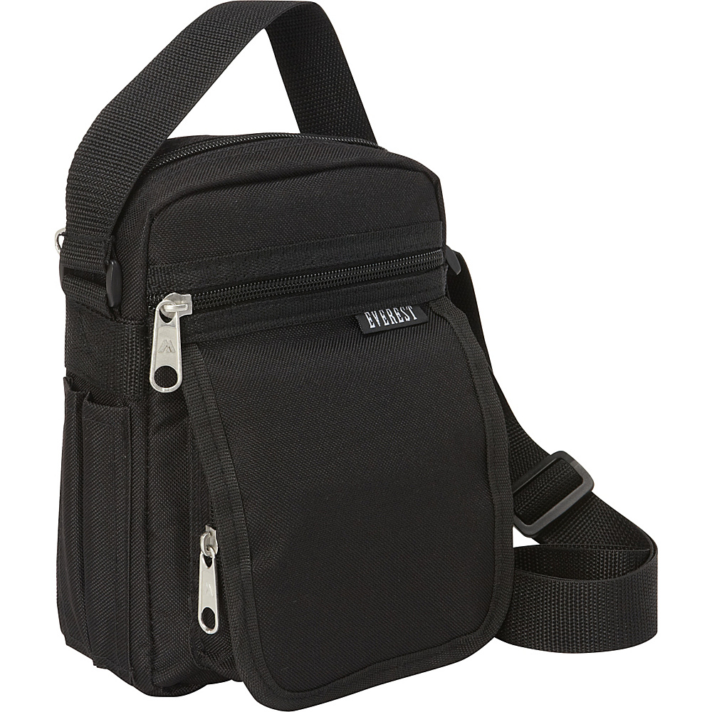 Everest Utility Bag Black - Everest Men's Bags