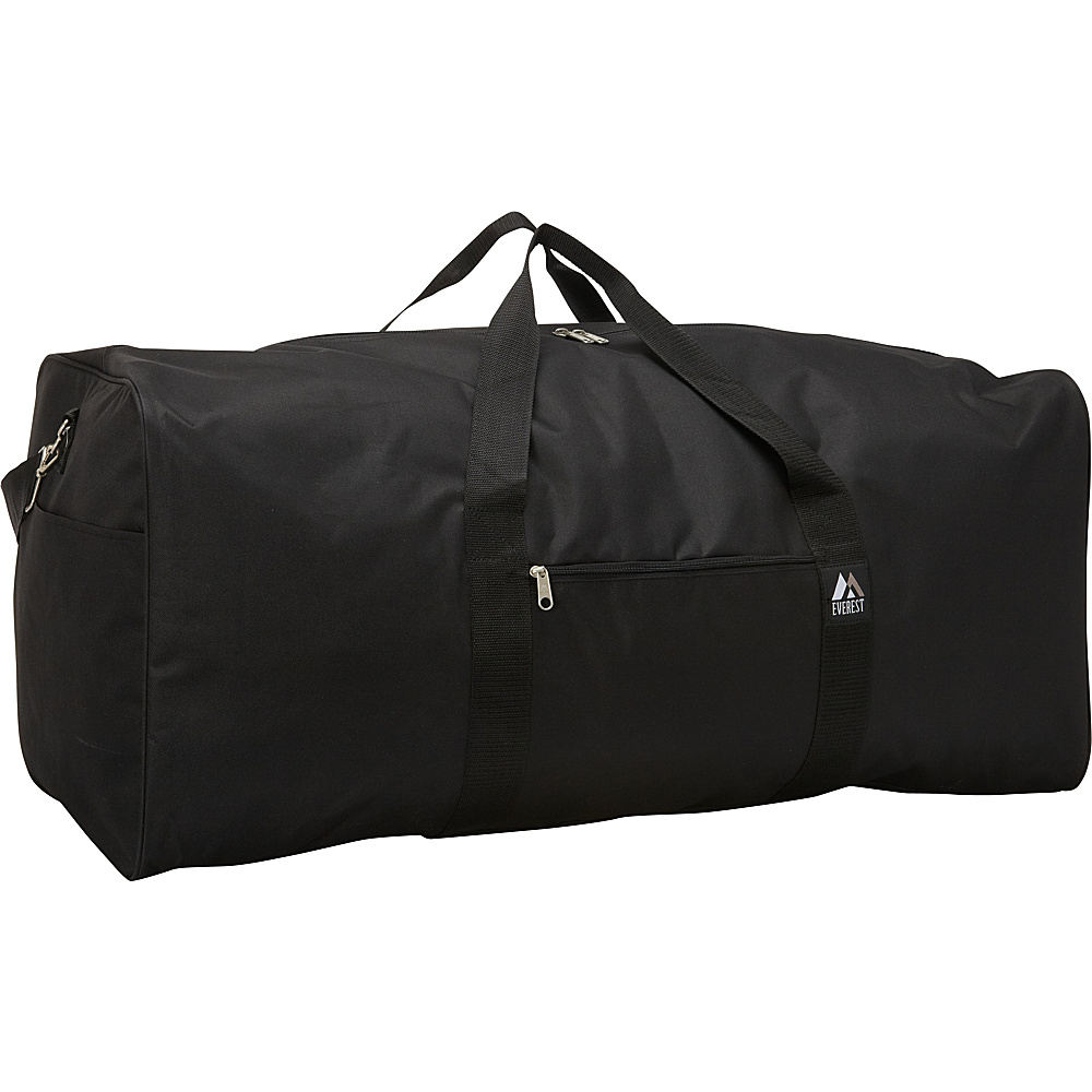 Everest Gear Bag - X-Large Black - Everest Travel Duffels - Duffels, Travel Duffels