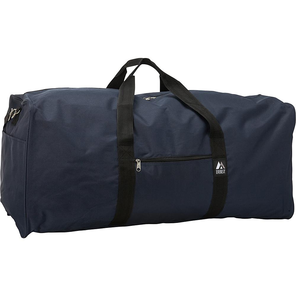 Everest Gear Bag - X-Large Navy - Everest Travel Duffels - Duffels, Travel Duffels