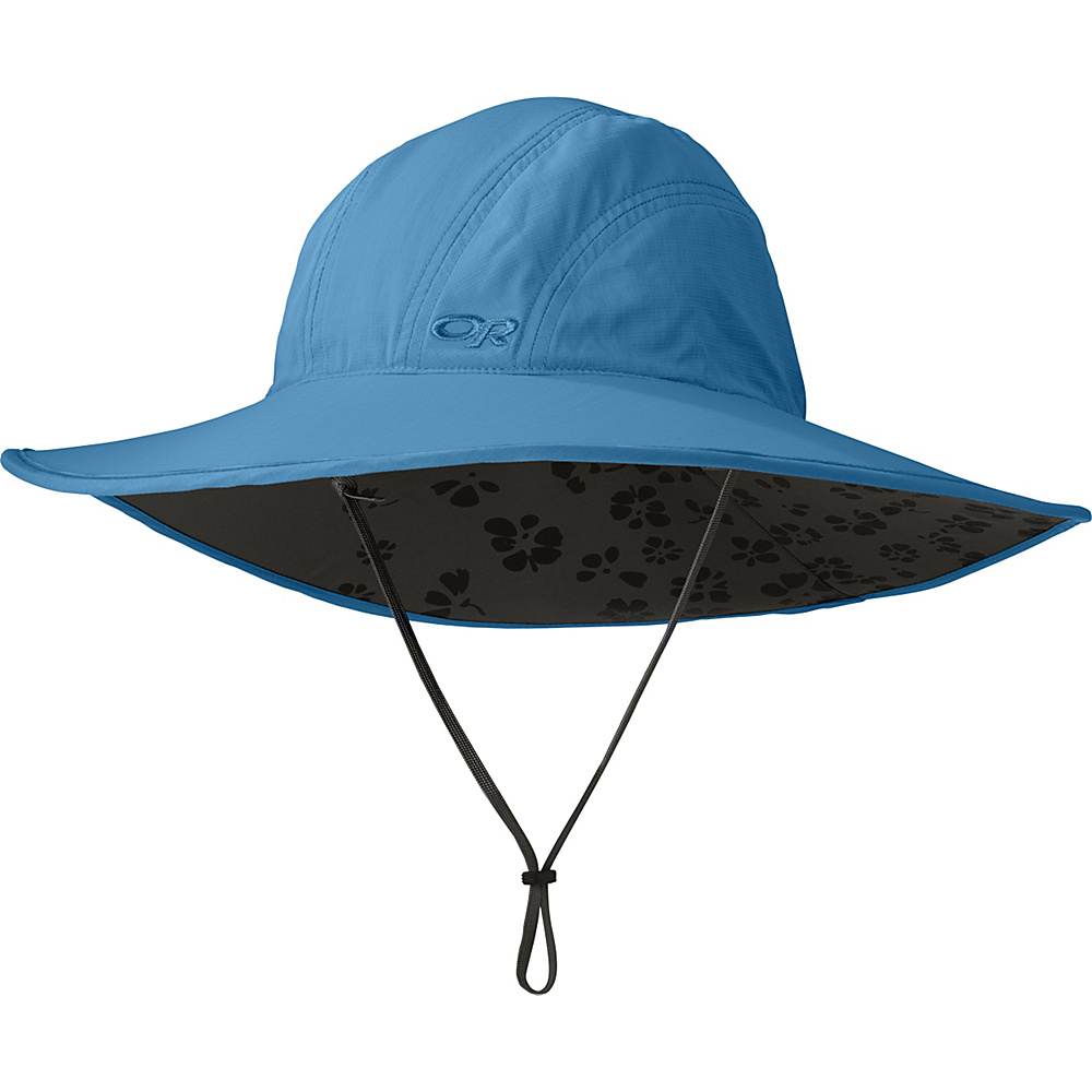 Outdoor Research Oasis Sombrero M - Cornflower - Outdoor Research Hats/Gloves/Scarves - Fashion Accessories, Hats/Gloves/Scarves