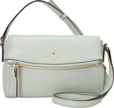 kate spade new york Cobble Hill Mini Carson Crossbody Bag Spanish Moss - kate spade new york Designer Handbags