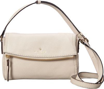 kate spade new york Cobble Hill Mini Carson Crossbody Bag Pebble - kate spade new york Designer Handbags