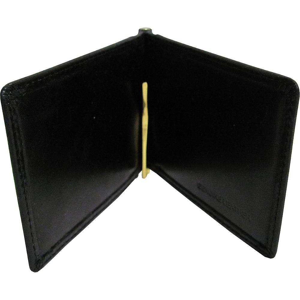AmeriLeather Leather Money Clip 2 Colors Men/'s Wallet NEW