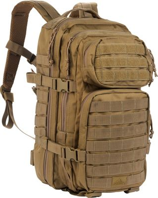 Red Rock Outdoor Gear Assault Pack Coyote Tan - Red Rock Outdoor Gear Tactical