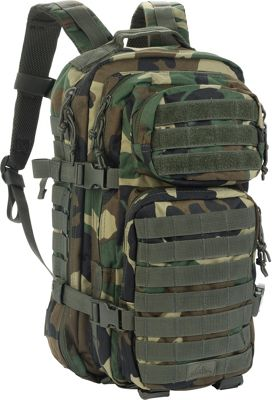 Red Rock Outdoor Gear Red Rock Outdoor Gear Assault Pack Woodland Camouflage - Red Rock Outdoor Gear Tactical