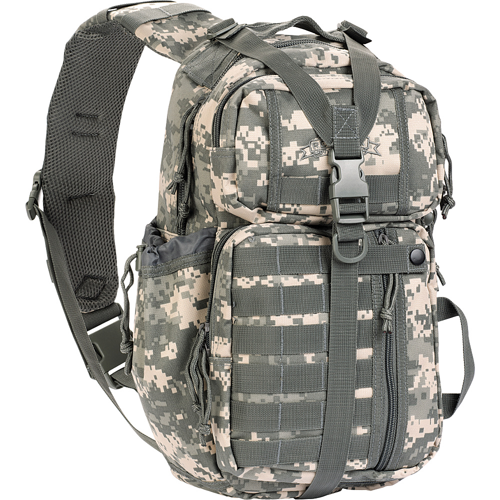 Red Rock Outdoor Gear Rambler Sling Pack ACU Camouflage Red Rock Outdoor Gear Tactical