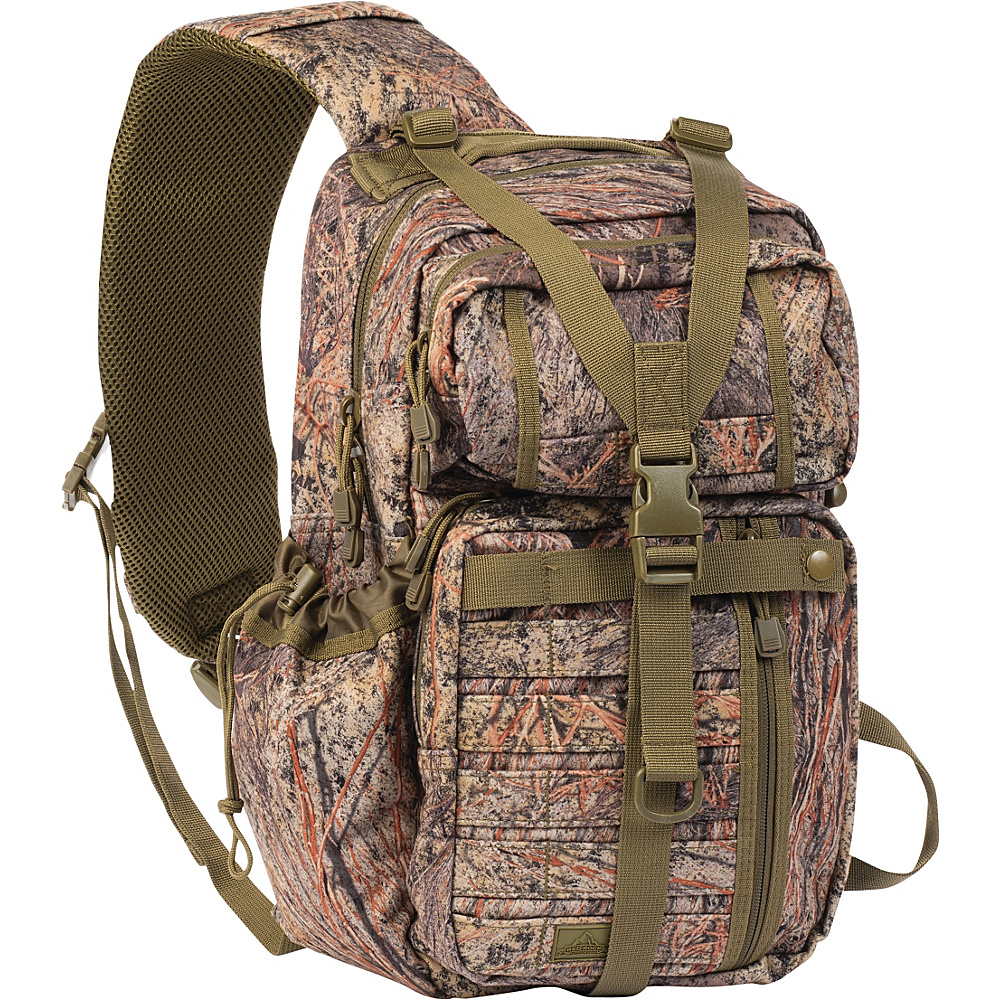 Red Rock Outdoor Gear Big Game Rambler Sling Pack Mossy Oak Brush - Red Rock Outdoor Gear Slings