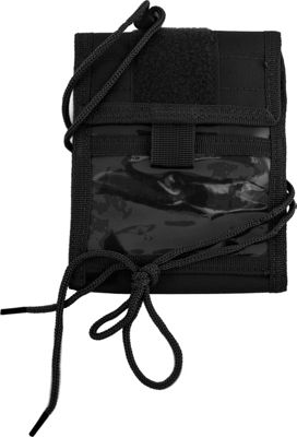Red Rock Outdoor Gear Identification Lanyard Black - Red Rock Outdoor Gear Men's Wallets