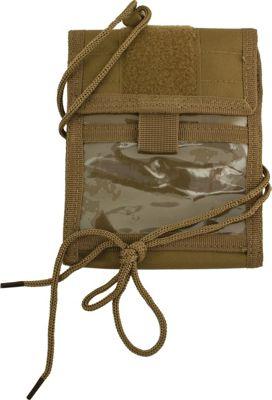 Red Rock Outdoor Gear Identification Lanyard Coyote Tan - Red Rock Outdoor Gear Men's Wallets