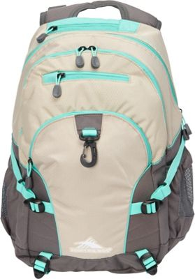 High Sierra Loop Backpack Women's 16 Colors School Day Hiking Backpack ...