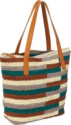 Helen Kaminski Davoli Tile S Laguna/Tango - Helen Kaminski Designer Handbags