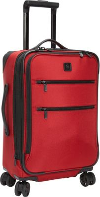 Victorinox Lexicon 22 Dual-Caster Carry-On Red - Victorinox Kids' Luggage