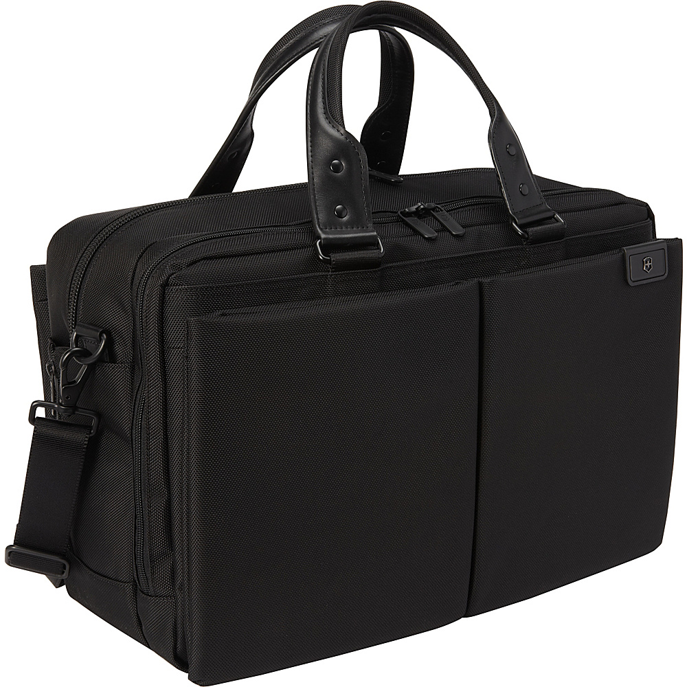 Victorinox Lexicon Valise Black - Victorinox Luggage Totes and Satchels