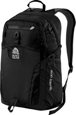 Granite Gear Voyageurs Laptop Backpack Black - Granite Gear Business & Laptop Backpacks
