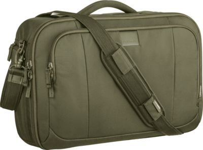 Pacsafe Toursafe LS-W Anti-Theft Weekender Bag Jungle Green - Pacsafe Luggage Totes and Satchels