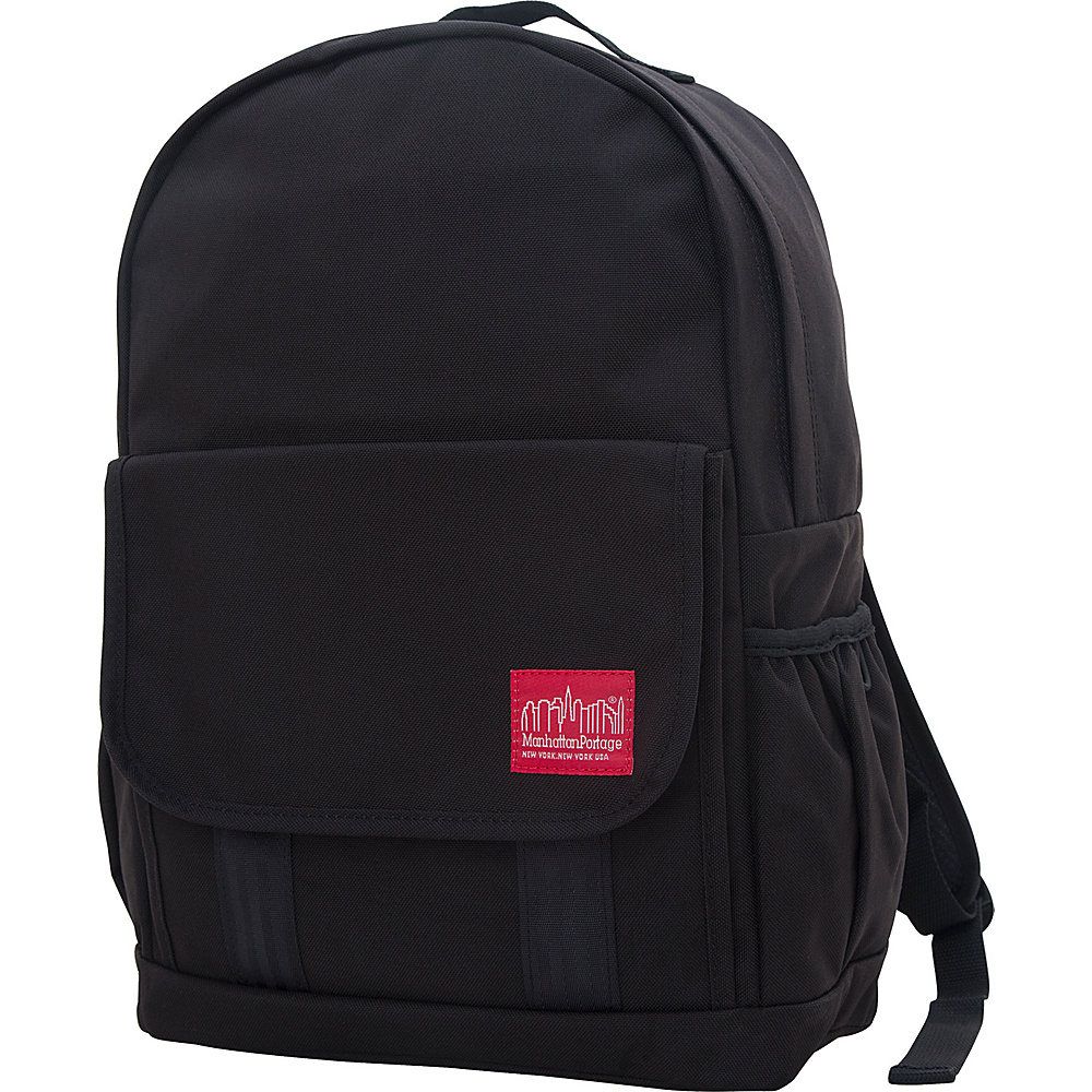 Manhattan Portage Washington Heights Backpack Black Manhattan Portage Business Laptop Backpacks