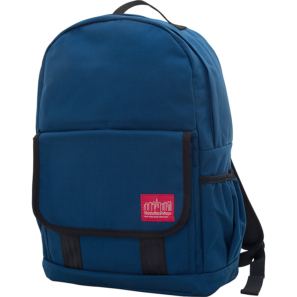 Manhattan Portage Washington Heights Backpack Navy Manhattan Portage Business Laptop Backpacks