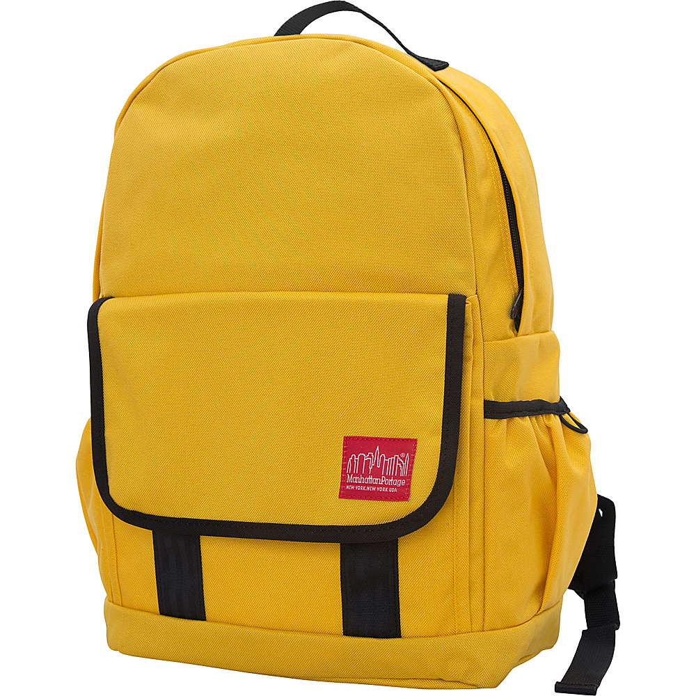 Manhattan Portage Washington Heights Backpack Mustard - Manhattan Portage Business & Laptop Backpacks - Backpacks, Business & Laptop Backpacks