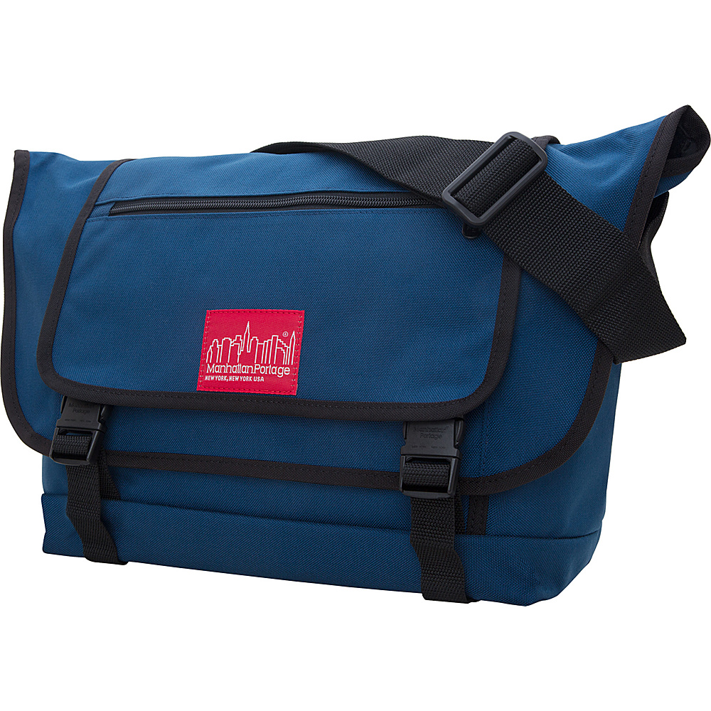 Manhattan Portage Willoughby Messenger Bag Navy - Manhattan Portage Other Mens Bags - Work Bags & Briefcases, Other Men's Bags