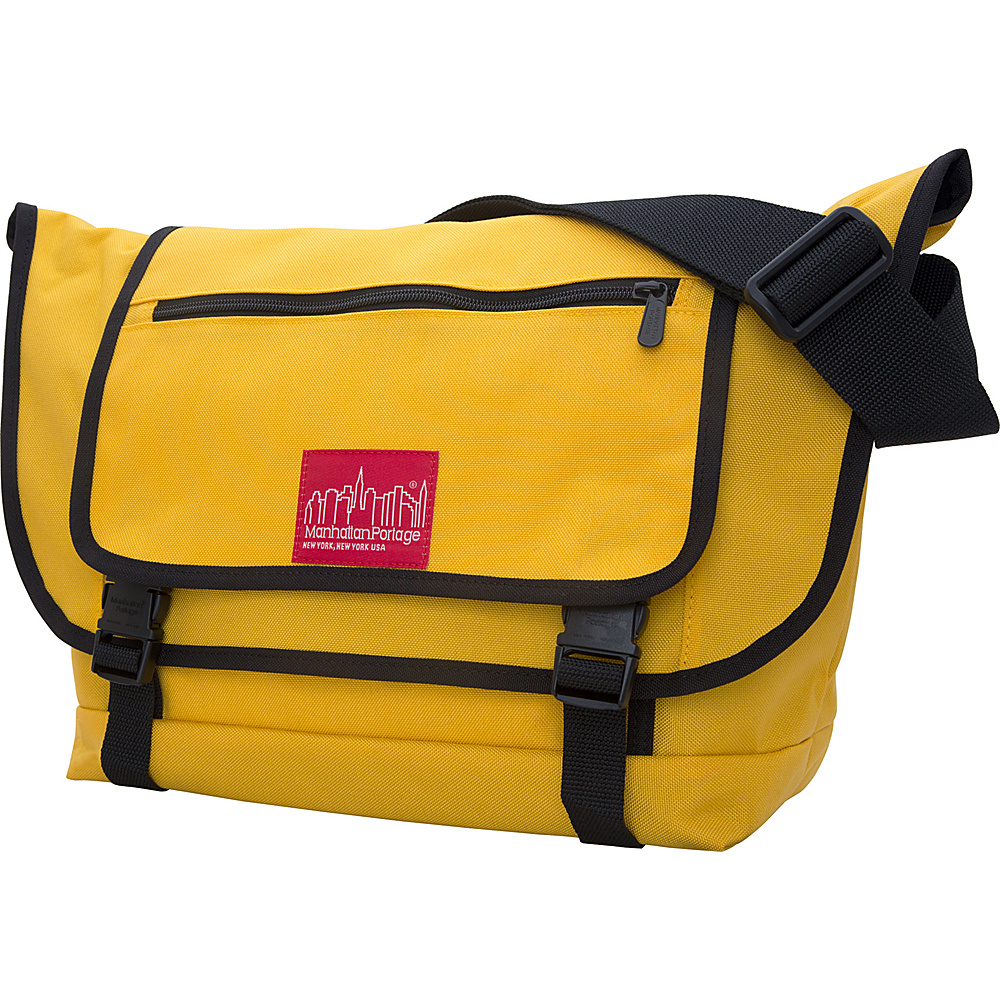 Manhattan Portage Willoughby Messenger Bag Mustard - Manhattan Portage Other Mens Bags - Work Bags & Briefcases, Other Men's Bags