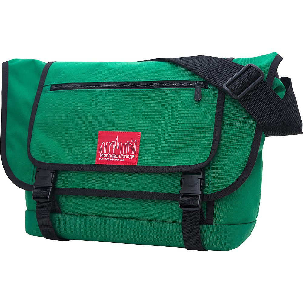 Manhattan Portage Willoughby Messenger Bag Green - Manhattan Portage Other Mens Bags - Work Bags & Briefcases, Other Men's Bags