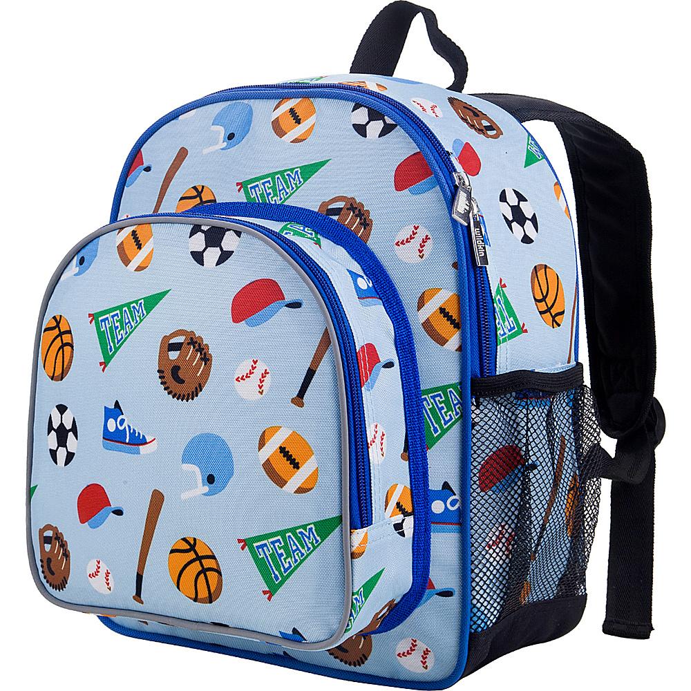 Wildkin Olive Kids Game On Pack n Snack Olive Kids Game On! Wildkin Everyday Backpacks