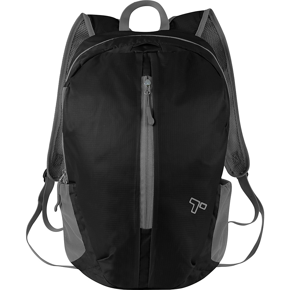 Travelon Packable Backpack Black - Travelon Packable Bags
