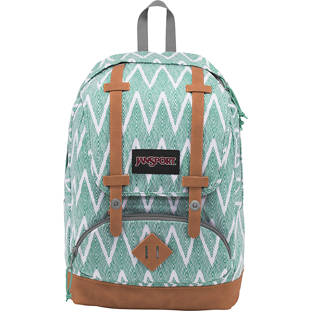 JanSportBaughmanLaptopBackpackMalachiteGreenWavelengthJanSportBusinessandLaptopBackpacks on sport lunch bag