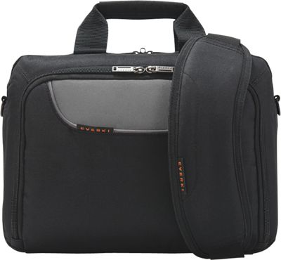 Everki Advance iPad/Tablet/Ultrabook 11.6 inch Laptop Bag Black - Everki Non-Wheeled Business Cases