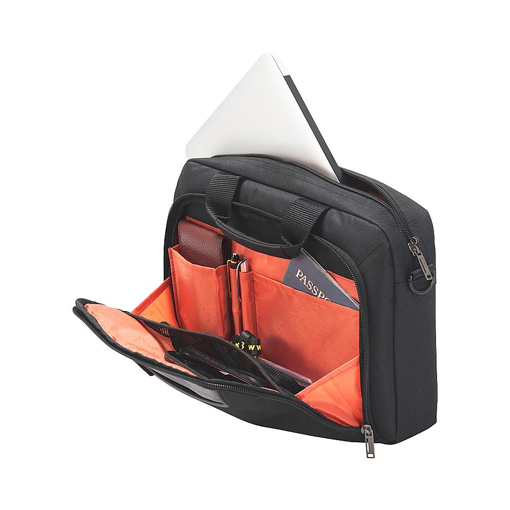 "Everki Advance iPad/Tablet/Ultrabook 11.6"" Laptop Bag Black - Everki Non-Wheeled Business Cases"