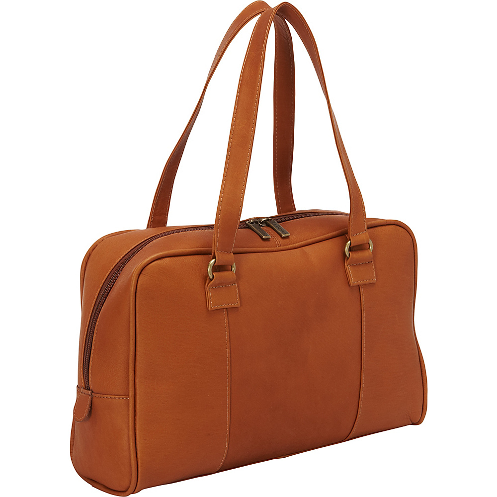 Le Donne Leather Parana Satchel Tan - Le Donne Leather Leather Handbags - Handbags, Leather Handbags