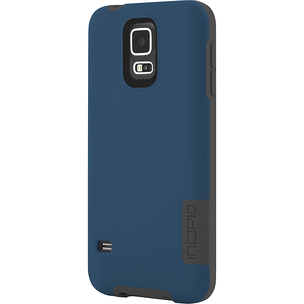 Incipio OVRMLD for Samsung Galaxy S5 Navy Gray Incipio Electronic Cases