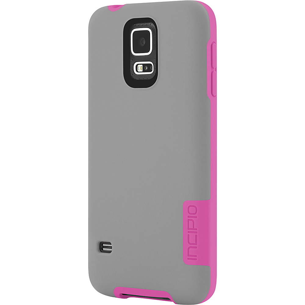 Incipio OVRMLD for Samsung Galaxy S5 Gray Incipio Electronic Cases