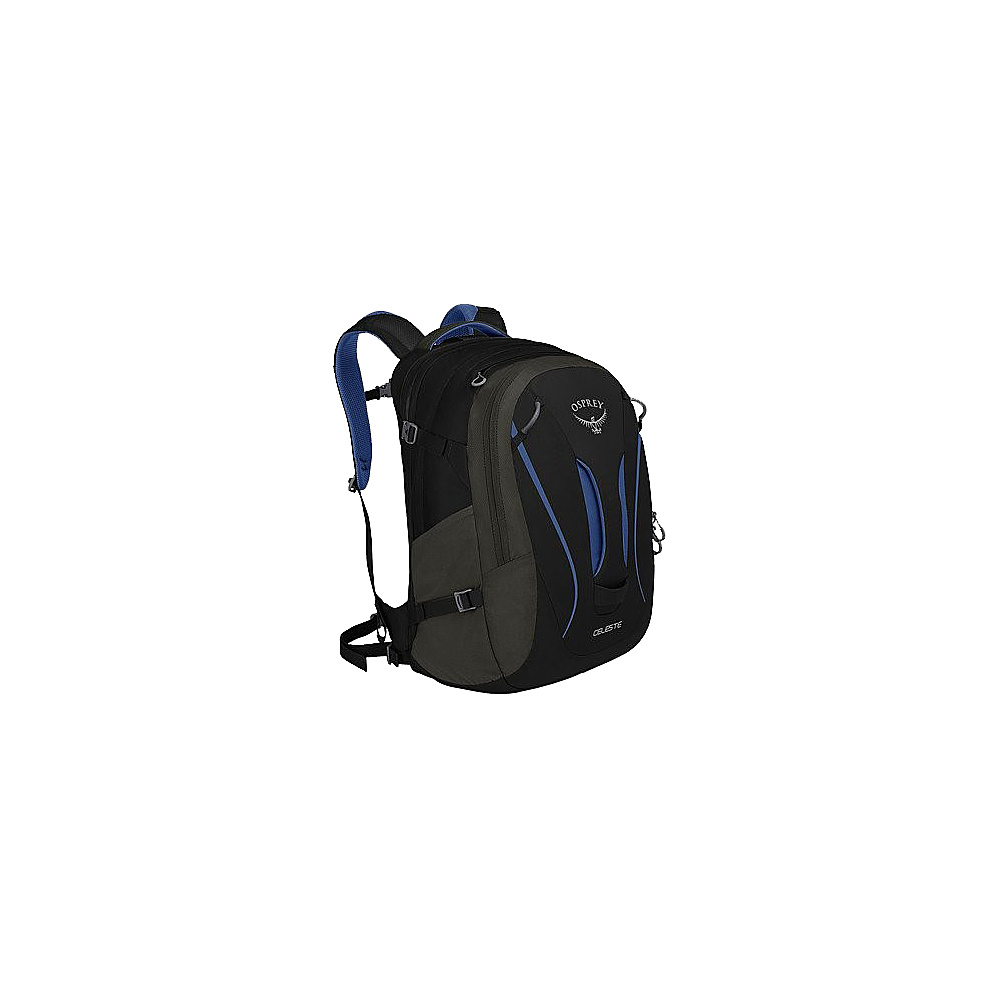 Osprey Celeste Laptop Backpack Black Orchid - Osprey Business & Laptop Backpacks - Backpacks, Business & Laptop Backpacks