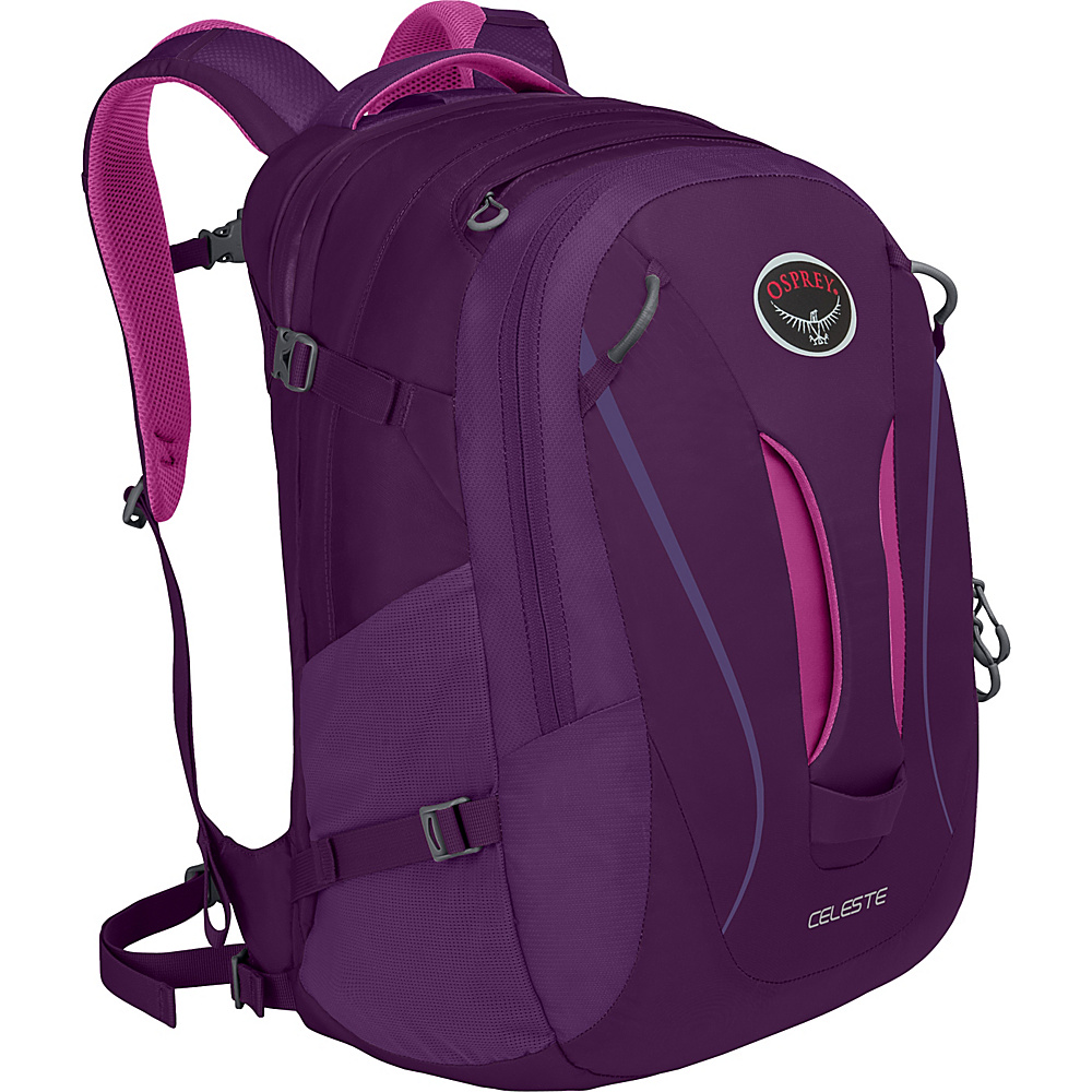 Osprey Celeste Laptop Backpack Mariposa Purple - Osprey Business & Laptop Backpacks - Backpacks, Business & Laptop Backpacks
