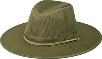 Gold Coast Stream Hat One Size - Olive - Gold Coast Hats/Gloves/Scarves