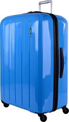 Lojel Lucid Large Luggage Carrera Blue - Lojel Large Rolling Luggage