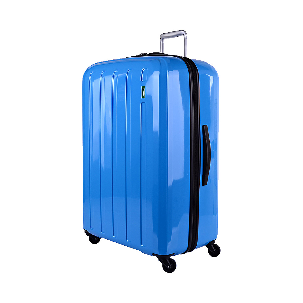 Lojel Lucid Large Luggage Carrera Blue Lojel Hardside Checked