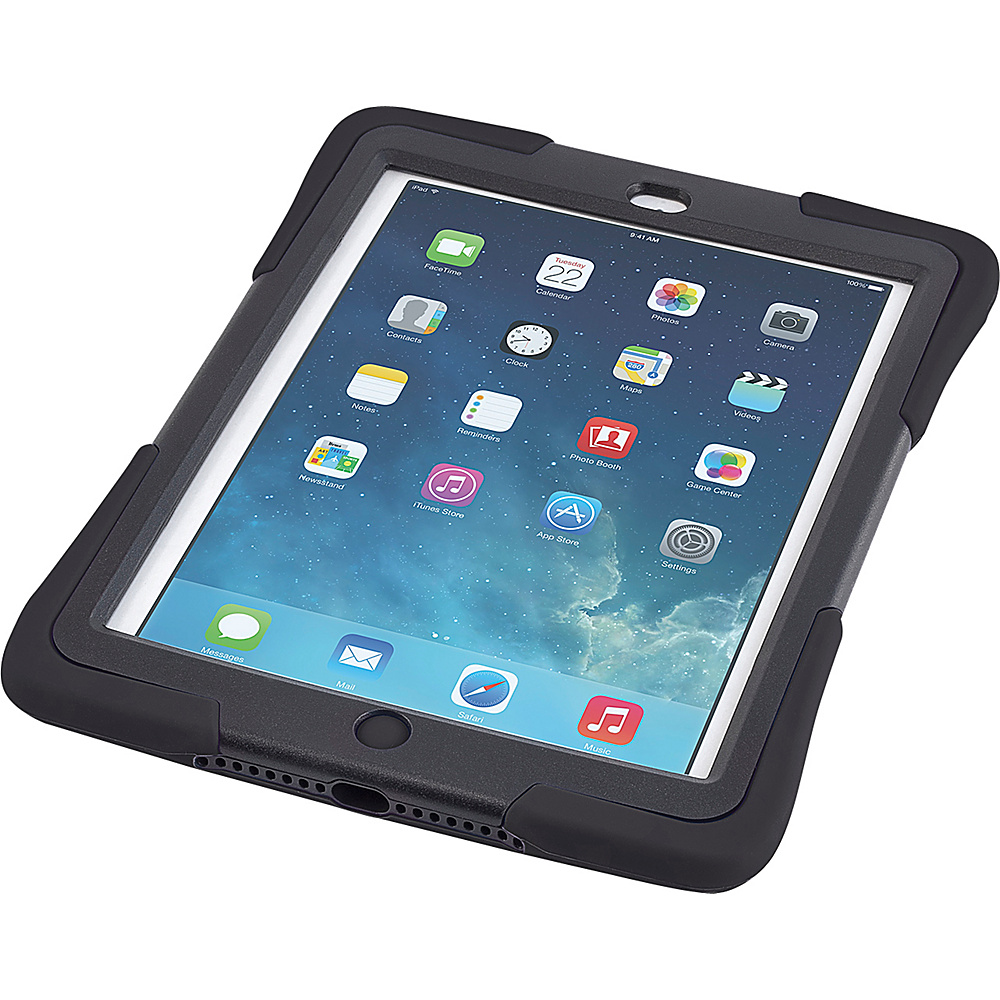 Devicewear Caseiopeia Keepsafe Strap for iPad Air Black Devicewear Electronic Cases