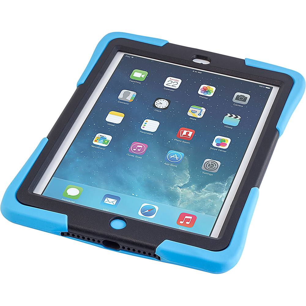 Devicewear Caseiopeia Keepsafe Strap for iPad Air Light Blue Devicewear Electronic Cases