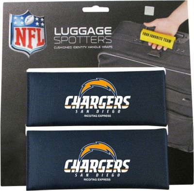 Luggage Spotters NFL San Diego Chargers Luggage Spotter Blue - Luggage Spotters Luggage Accessories