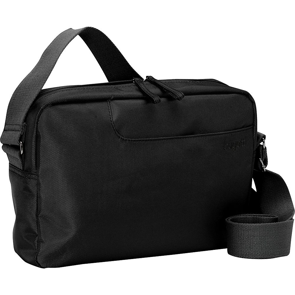 Bugatti Jason Messenger Bag Black Bugatti Messenger Bags